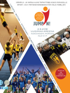 Jump In Porvoo 2018