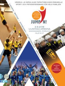 Jump In! Porvoo 2018 pdf-lehti