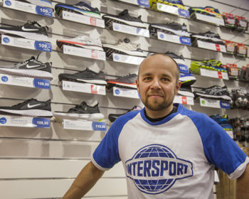 Jaki Saarivirta Intersport Porvoo