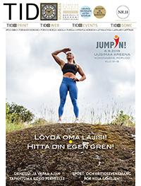 Jump In! Porvoo 2019 -tapahtumalehti