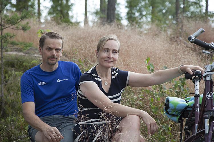 Johanna ja Antti Yli-Opas