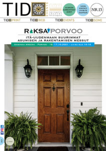 TID13 Raksa Porvoo -lehti 2021